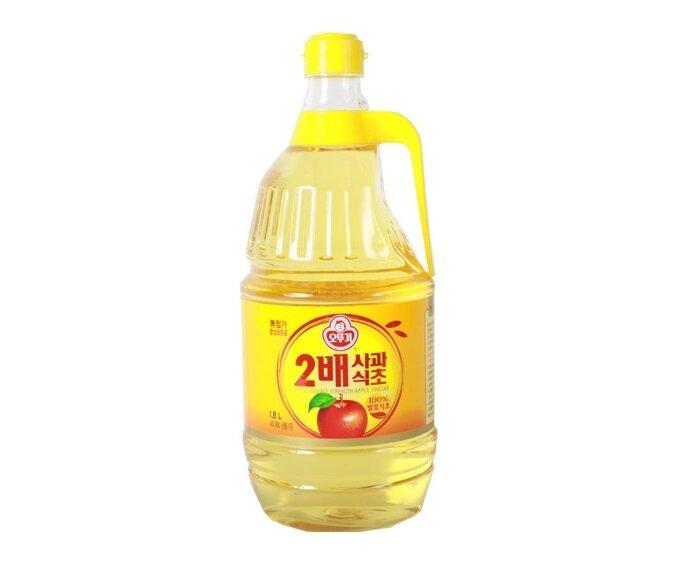Ottogi Double Apple Vinegar (60.86 Fl. Oz)