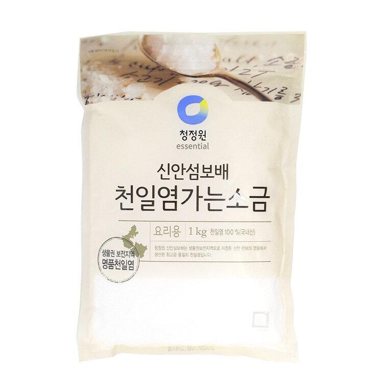 Chungjungone Solar Salt Fine (2.2 LB)