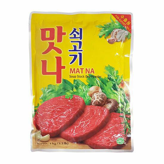 Daesang Mat Na Soup Beef Stock Powder (2.2 LB)