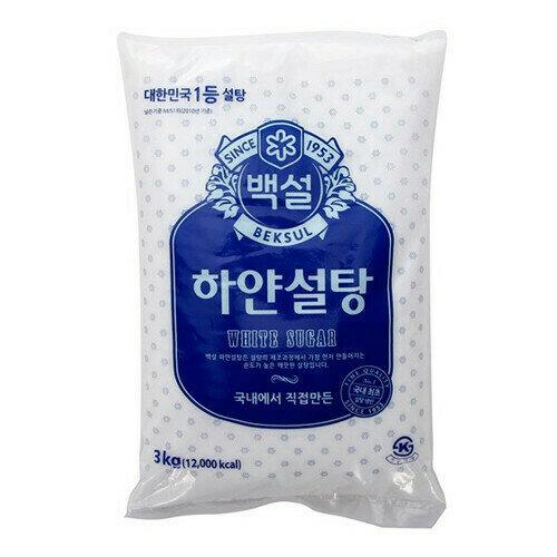 CJ White Sugar (6.6 LB)