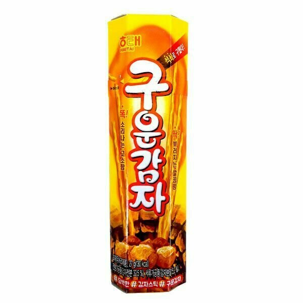 Haetae Baked Potato Sticks (0.95 Oz)