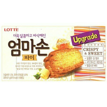 Lotte Family Pie (4.48 Oz)