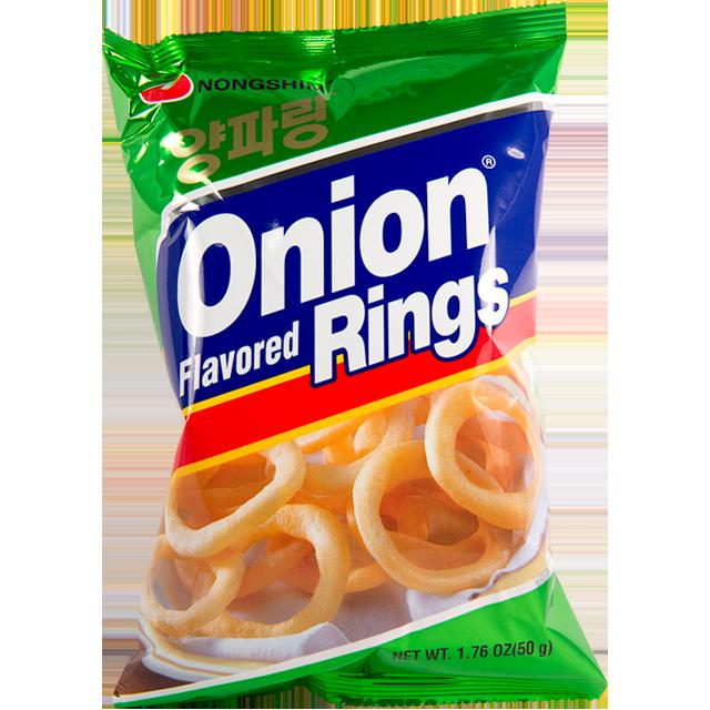Nongshim Onion Flavored Ring (1.76 Oz)