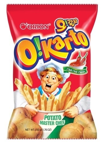 Orion O! Karto Chili Chili Flavor (1.76 Oz)
