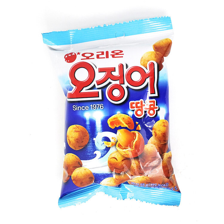 Orion Squid Peanut Ball (3.45 Oz)