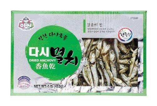 Assi Dried Anchovy (Dashi) (1 LB)