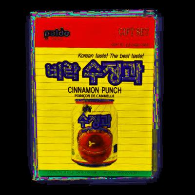 Paldo Cinnamon Punch Giftset (8.05 Fl. Oz * 12)
