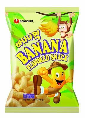 Nongshim Banana Kick (1.58 Oz)