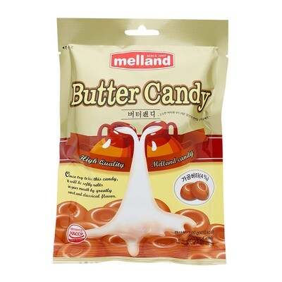Melland Buteer Candy (3.5 Oz)