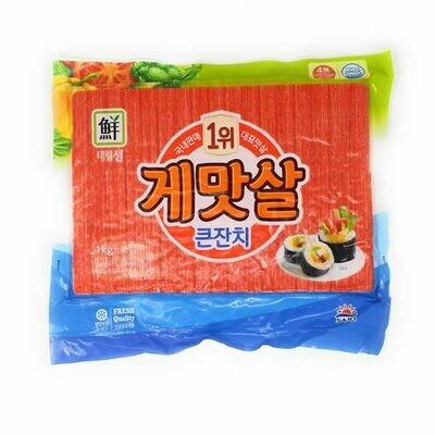 Jayone Imitation Crab Meat  (2.2 LBS)