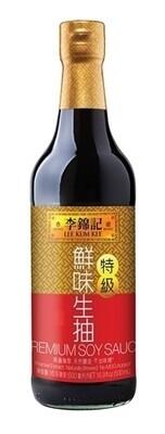 LeeKumKee Premium Soy Sauce (16.9 Oz)