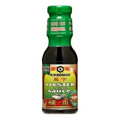Kikkoman Oyster Flavored Sauce - Green Label (12.6 Oz)