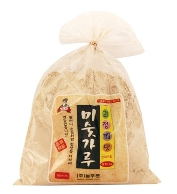 Assi Roasted Black Sesame & Grains Powder (2.2 LBS)