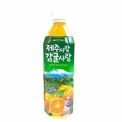 Lotte Jeju Mandarin Juice (50.72 Oz)