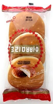 Samlip Cream Bread 3pc (8.4 Oz)