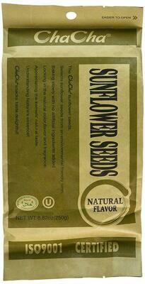 Cha Cha Sunflower Seeds (8.8 Oz)