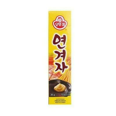Ottogi Prepared Mustard  (1.23 Oz)