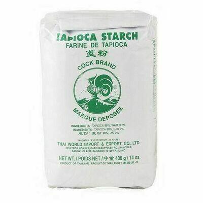 Cock Brand Tapioca Starch (14 OZ)