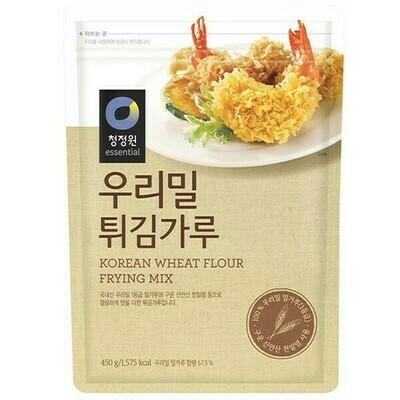 ChungJungOne Korean Wheat Flour Frying Mix (15.87 Oz)