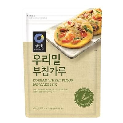 ChungJungOne Korean Wheat Flour Pancake Mix (15.87 oz)