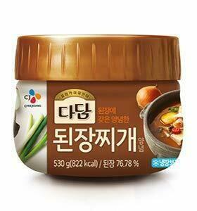 CJ Soybean Paste Seasoning for Stew (18.7 Oz)