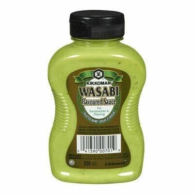 Kikkoman Wasabi Sauce  (9.25 Oz)