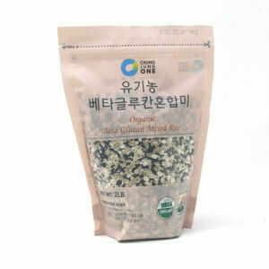 ChungJungOne Organic Beta Glucan Mixed Rice (2 LBS)