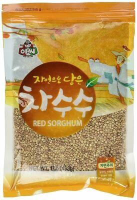 Assi Red Sorghum (1 LB)
