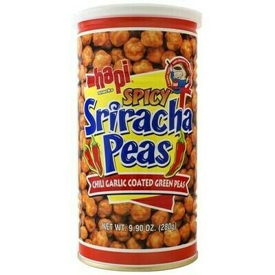 Hapi Sriracha Peas (9.9 Oz)