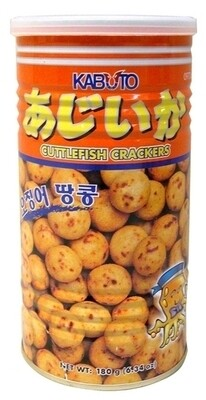 Kabuto Cuttlefish Crackers (6.34 Oz)