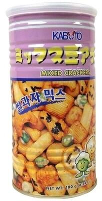 Kabuto Mixed Rice Crackers (6.34 Oz)