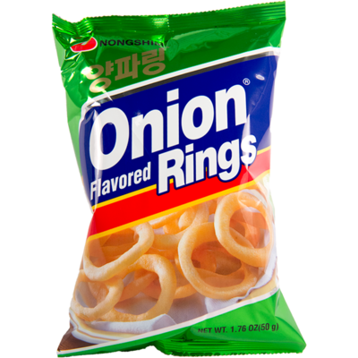 Nongshim Onion Flavored Ring (1.76 Oz)