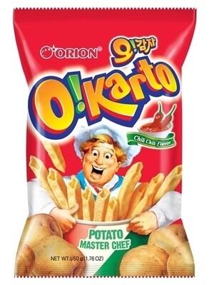 Orion O! Karto Chili Chili Flavor (1.76 Oz)