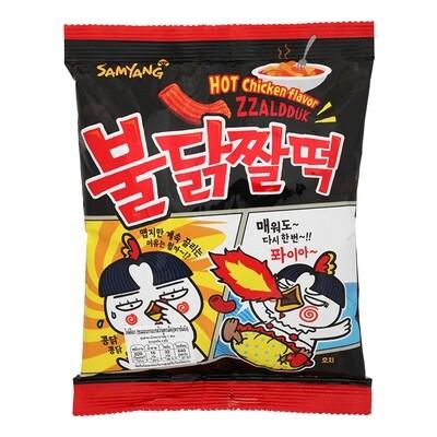 Samyang Toppoki Snack Hot Chicken Flavor (4.23 Oz)
