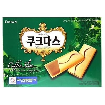 Crown Couque D'asse Vienna Coffee (10.15 Oz)