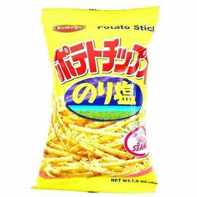 Koikeya Norishio Potato Sticks (1.4 Oz)