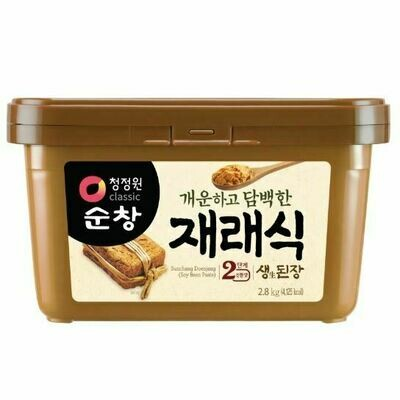 ChungJungOne Soy Bean Paste (6.17 LBS)