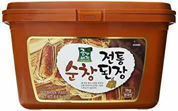 JongGaVision Soy Bean Paste (6.6 LBS)