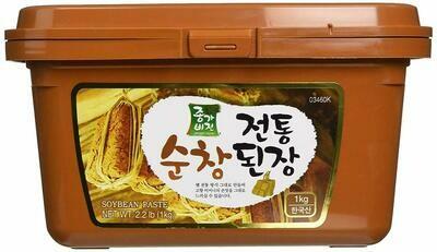 JongGaVision Soy Bean Paste  (2.2 LBS)