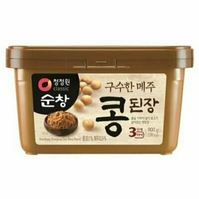 ChungJungOne Soy Bean Paste (1.98 LBS)