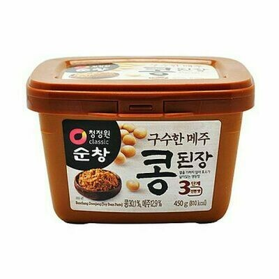 ChungJungOne Soy Bean Paste (0.99 LBS)