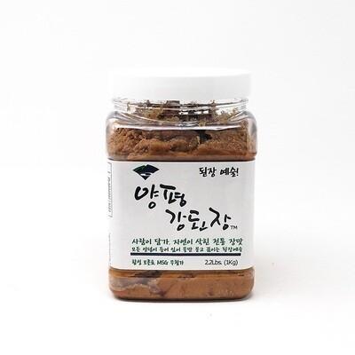 Yangpyung Seasoned Bean Paste (2.2 LBS)