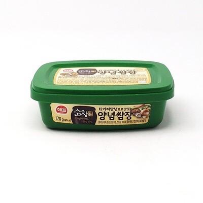 Jayone Seasoned Bean Paste (5.99 Oz)
