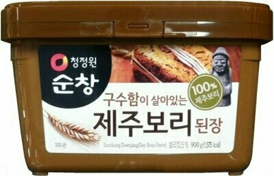 ChungJungOne Soy Bean Paste with Jeju Barley (1.98 LBS)