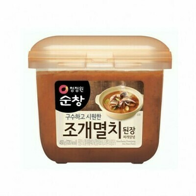 ChungJungOne Soy Bean Paste Shellfish & Anchovy (0.99 LBS)
