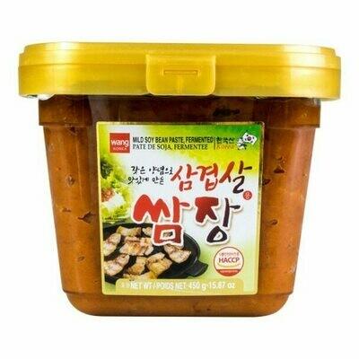 Wang Mild Soy Bean Paste, Fermented (15.87 Oz)