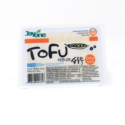 Jayone Extra Soft Tofu (13.5 Oz)