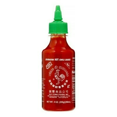 Huyfong Sriracha Hot Chili Sauce  (9 Oz)
