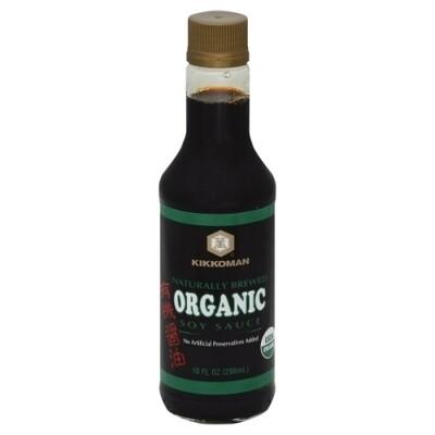 Kikkoman Organic Soy Sauce (10 Fl. Oz)