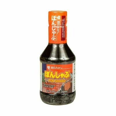 Mizkan Pon Shabu Citrus & Soy Sauce (8.4 Fl. Oz)
